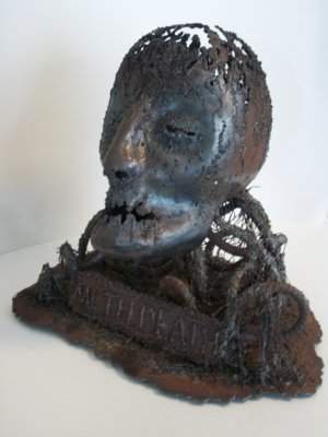 Sculpture by Gilbert McCann